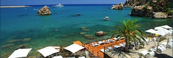 Hotel La Calette's Beach