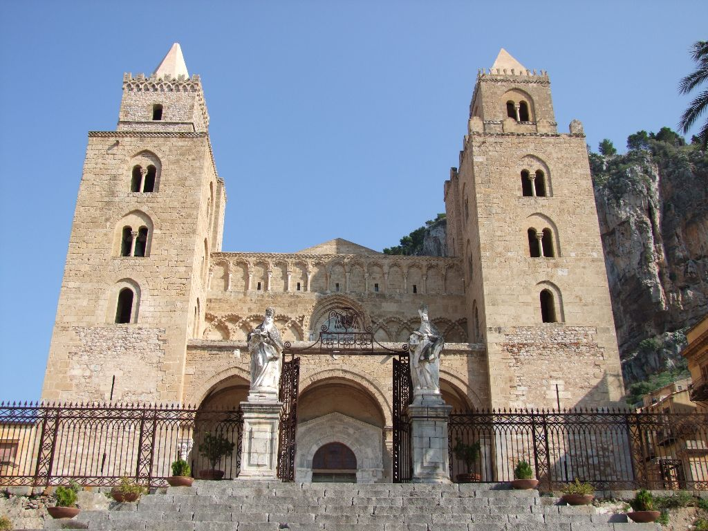 top attraction in cefalu